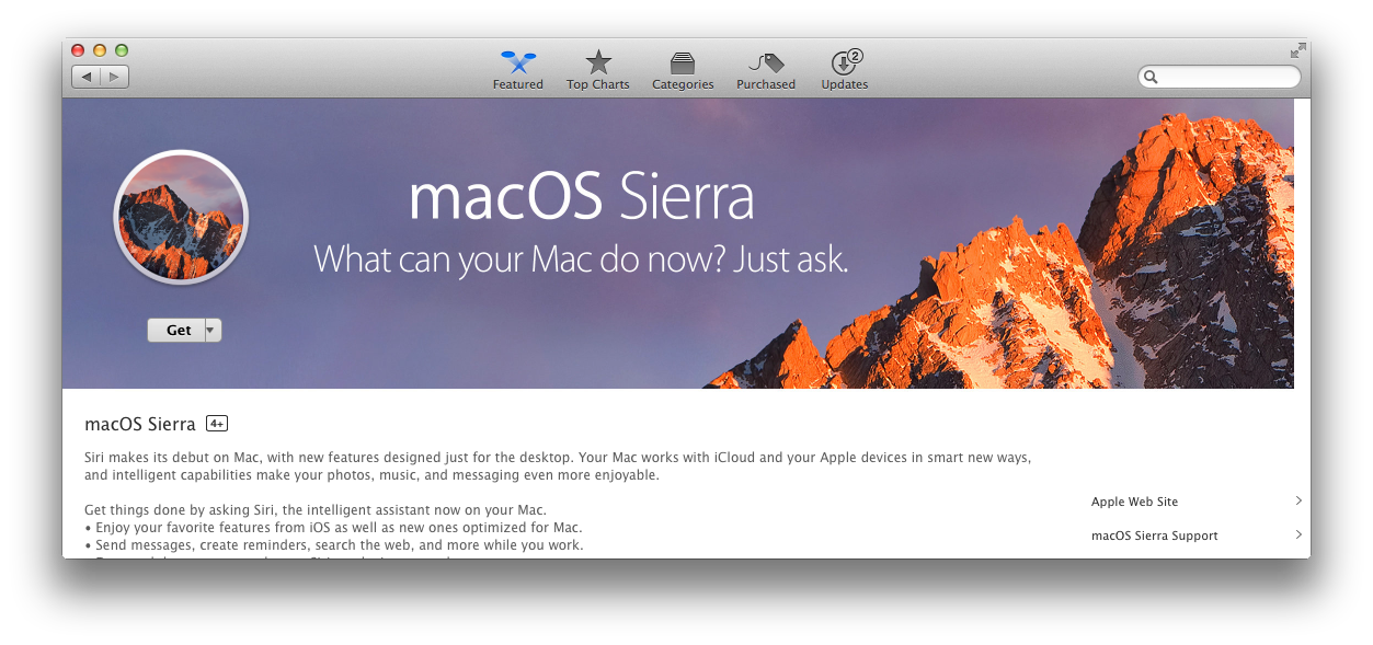 Why You Shouldn't Upgrade to OS X Sierra, and How to Hide ...